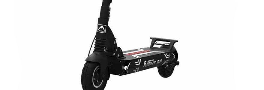 Trottinette électrique Futecher Gun Pro, Trottinette électrique rapide, Trottinette électrique maniable, Trottinette électrique 2021