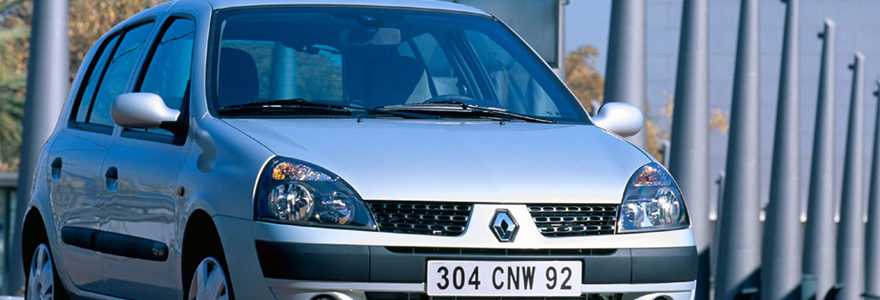 voiture Renault d'occasion